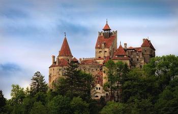 Dracula Castle Bran