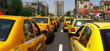 Taxis Bucharest
